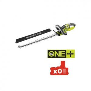 Ryobi 18 V One Plus™ Sövényvágó, 55 cm kés akkumulátor és töltő nélkül - OHT1855R