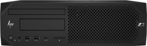 HP Z2 G4 Workstation - 1 x Core™ i7-8700 - 8 GB RAM - 256 GB SSD - SFF- Win10Pro NVIDIA Quadro P620 2 GB Graphics - DVD-Writer - Serial ATA/600 Controller - Intel® Optane Memory Ready Fekete Asztali Számítógép