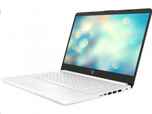 HP 14s-dq1009nh 14 FHD, Intel® Core™ i3 Processzor-1005G1, 8GB, 256GB SSD, Intel® UHD Graphics 620, fehér notebook