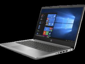 HP 340S G7 8VU97EA, 14 Matt IPS FHD, Core™ i5-1035G1, 8GB, 256GB SSD, Intel® UHD Graphics, Windows 10, Szürke Laptop