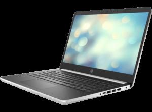 HP 14s-dq1008nh 14 FHD, Intel® Core™ i3 Processzor-1005G1, 8GB, 256GB SSD, Intel® UHD Graphics 620, ezüst notebook