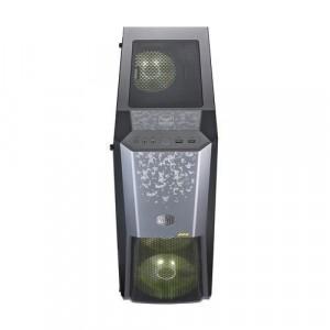 INTENSA Intel® Elite Powered By ASUS (Z370/I58400/8GB/1TB+240/GTX1050TI/500W/USB Fekete Asztali Számítógép