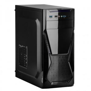 INTENSA Intel® Performance Pro Powered By ASUS (B360/I38100/8GB/1TB/DVDRW/GT1030/ Fekete Asztali Számítógép