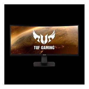 Asus TUF Gaming VG35VQ - 35-col Fekete WQHD 21:9 100Hz 1ms WLED Gamer Monitor