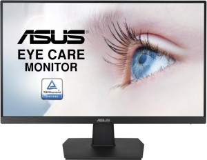ASUS VA24EHE - 23.8-Colos Fekete FHD 16:9 75Hz 5ms LED IPS Monitor