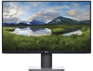 Dell P2719H - 27-Colos Fekete FHD 16:9 60Hz 5ms LED IPS Monitor