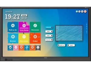 Newline TT-6519RS - 85-Colos Fekete 5K UHD 16:9 60Hz LED Monitor