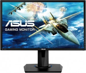 Asus VG245Q GAMING - 24-col Colors FHD 16:9 75Hz 1ms TN Monitor