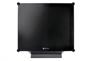 AG Neovo X-19E -19-Colos Fekete SXGA 5:4 6Hz 3ms LCD TN Monitor