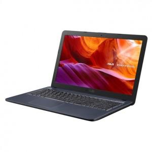 ASUS VivoBook X543UB-DM1235 - 15,6 FHD Matt, Intel® Core™ i3 Processzor-8130U, 4GB DDR4, 256GB SSD, NVIDIA GeForce MX110 2GB, Endless OS, Sötétszürke Laptop