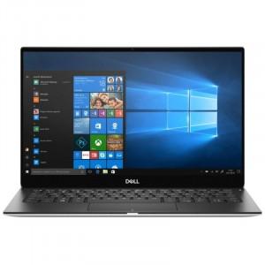 Dell XPS 13 XPS7390-10 13.3 Matt IPS FHD, Intel® Core™ i7 Processzor-10510U, 16GB DDR4, 1TB SSD, UHD Graphics, Windows 10 Pro, Ezüst Laptop