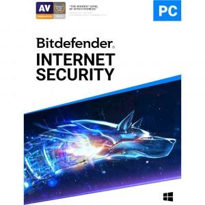 Bitdefender Internet Security HUN 1 Eszköz 1 év dobozos vírusirtó szoftver