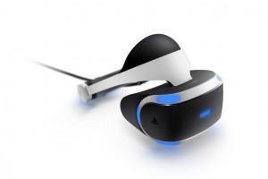 Sony PlayStation VR virtuális valóság headset