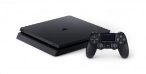 Sony PlayStation 4 (PS4) Slim 500GB fekete
