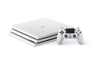 Sony PlayStation 4 (PS4) Pro 1TB fehér
