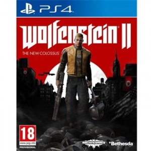 Wolfenstein 2 - The New Colossus (PS4)