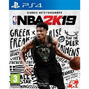 NBA 2K19 - Standard Edition (PS4)