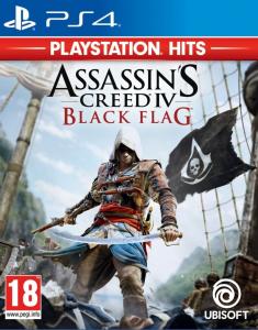 Assassin`s Creed IV Black Flag PS Hits (PS4)