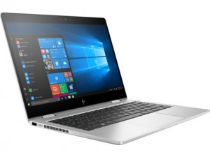 HP EliteBook X360 G6 830 6XD32EA 13.3 Touch IPS FHD, Intel® Core™ i5 Processzor-8265U, 8GB, 256GB SSD, Intel® UHD Graphics 620, Windows 10 Pro, Ezüst Laptop