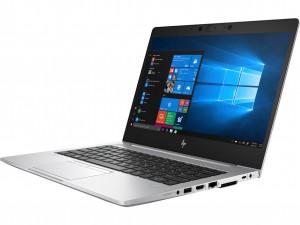 HP EliteBook 735 G6 6XE78EA 13.3 IPS FHD, AMD Ryzen 5 Pro 3500U, 8 GB, 512 GB SSD, AMD Radeon RX Vega 8 Graphics, Windows 10 Pro, Ezüst laptop