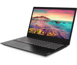 Lenovo IdeaPad S145 (15) 81MX004CHV - 15.6 HD, Intel® Pentium Silver N5000, 4GB, 256GB SSD, Intel® UHD Graphics 605, DOS, Fekete laptop