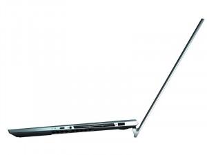 ASUS ZenBook Pro Duo UX581GV-H2001R 15,6 UHD, Intel® Core™ i9-9980HK, 32GB RAM, 1TB SSD, RTX 2060 6GB, Win10 Pro, Kék laptop