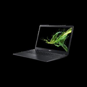 Acer Aspire 3 A315-42G-R4Q1 - 15,6 FHD, AMD Ryzen 7 3700U, 8GB, 512GB SSD, AMD Radeon 540X 2GB, Linux, Fekete Laptop