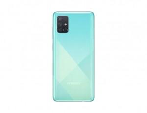 Samsung Galaxy A71 128GB 6GB LTE DualSim Kék Okostelefon