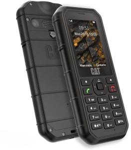 Caterpillar CAT B26 DualSim Fekete mobiltelefon