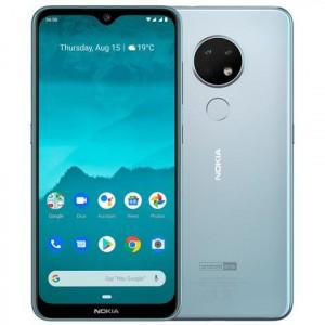 Nokia 7.2 64GB 4GB Dual-SIM Jég Ezüst Okostelefon