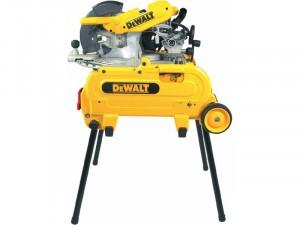 DeWALT D27107-QS 305 mm-es átfordítható asztalos kombináltfűrész