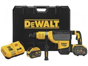 DeWALT DCH773N-QW 54V XR FlexVolt 52mm SDS-MAX Fúrókalapács - akku és töltő nélkül