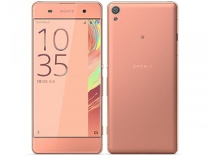 Sony Xperia XA 16GB 2GB LTE Rózsa Arany Okostelefon