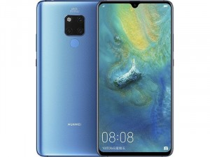 Huawei Mate 20 Pro 128GB 6GB Kék Okostelefon