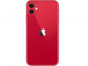 Apple iPhone 11 128GB 4GB Piros Okostelefon