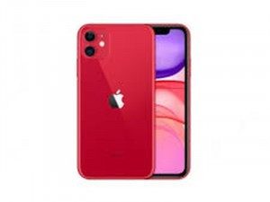 Apple iPhone 11 64GB 4GB Piros Okostelefon ( Új verzió )