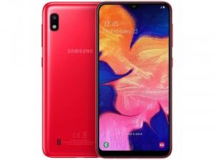 Samsung Galaxy A10 32GB 2GB LTE DualSim Piros Okostelefon