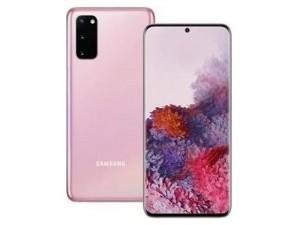 Samsung Galaxy S20 128GB 8GB LTE DualSim Rózsaszín Okostelefon