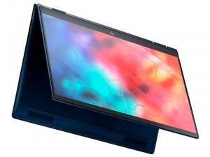 HP Elite Dragonfly 8MK88EA 13,3 IPS Touch FHD, Intel® Core™ i5 Processzor-8265U, 8GB, 256GB SSD, Intel® UHD Graphics 620, Windows 10 Pro, Kék laptop