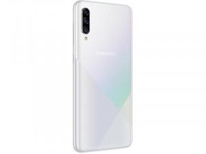 Samsung Galaxy A30s A307 64GB 4GB LTE DualSim Fehér Okostelefon