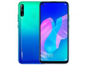 Huawei P40 Lite E 64GB 4GB LTE DualSim Kék Okostelefon