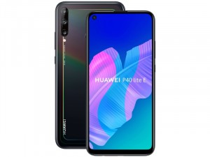 Huawei P40 Lite E 64GB 4GB LTE DualSim Fekete Okostelefon