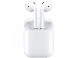 Apple AirPods 2 fehér vezeték nélküli fülhallgató vezetékes töltőtokkal