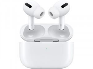 Apple Airpods Pro fehér vezeték nélküli fülhallgató töltőtokkal