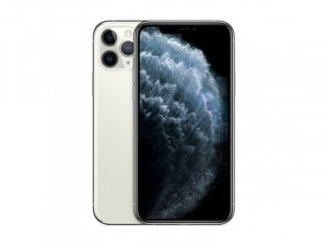Apple iPhone 11 Pro 512GB 4GB Ezüst Okostelefon