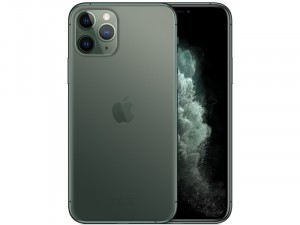 Apple iPhone 11 Pro Max 64GB 4GB Éjzöld Okostelefon