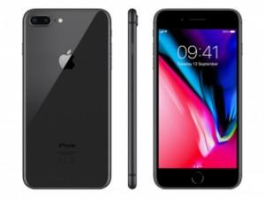 Apple iPhone 8 Plus 64GB 3GB SingleSim Szürke Okostelefon