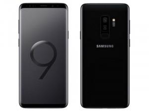 Samsung Galaxy S9 G960 64GB 4GB LTE DualSim Fekete Okostelefon
