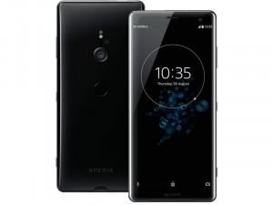 Sony Xperia XZ3 64GB 4GB LTE DualSim Fekete Okostelefon