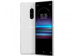 Sony Xperia 1 128GB Dual-SIM Fehér Okostelefon